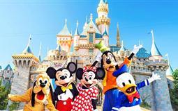 上海迪士尼+野生动物园3日游
