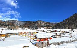 哈尔滨亚布力滑雪-白桦林-雪乡-冰雪十里画廊-圣索菲亚教堂广场-冰雪大世界双飞6日游