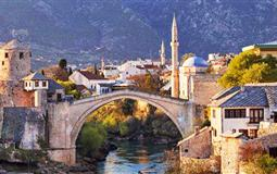 [东欧免签]塞尔维亚+黑山共和国+波黑3国12天<QR重庆起止,0自费0购物>(巴尔干之旅)