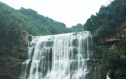 赤水大瀑布、四洞沟二日游
