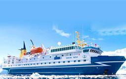 [穿越极圈]南极+智利13天冒险之旅<海洋新星号邮轮+南设得兰群岛+极地半岛>(B1飞跃南极)