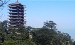 重庆旅游之缙云山(重庆一座有故事的山)