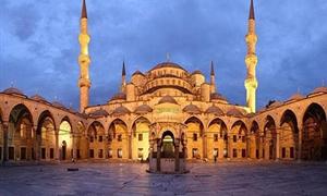 蓝色清真寺3
