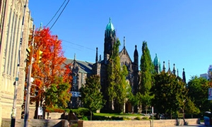 加拿大多伦多大学2