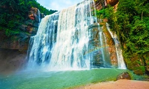 贵州赤水大瀑布2
