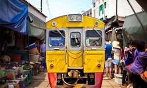铁道市场1