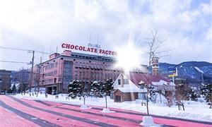 白色恋人巧克力工厂4
