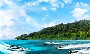 斯米兰巴布岛3