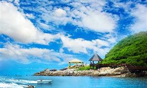蜈支洲島1