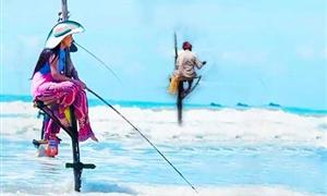 高跷钓鱼2
