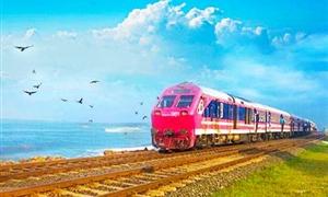 海上小火车1