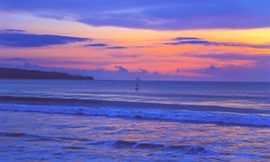 金巴兰海滩1