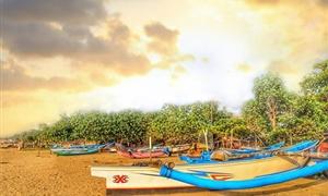 金巴兰海滩2