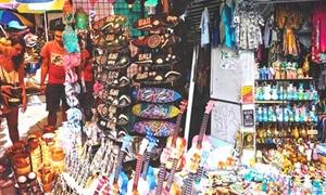 乌布传统市场2