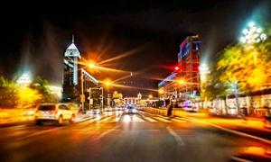 长安街夜景1