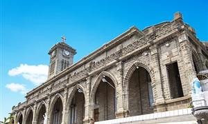 芽莊大教堂1
