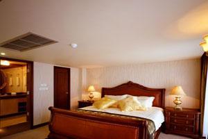 神州套房卧室