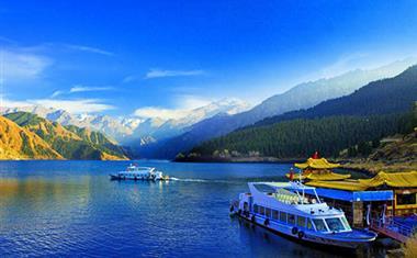 新疆天山天池1