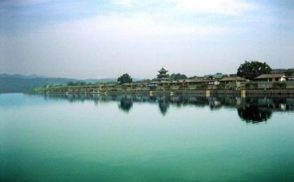四川閬中古城、中國綢都南充絲綢博物館、文峰古鎮二日游閬中古城精華景點