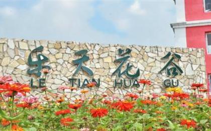 垫江乐天花谷、长寿菩提古镇一日游重庆周边一日游