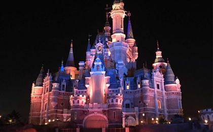 上海迪士尼自由行雙飛3/4日游<含機票+酒店+接送>嗨翻迪士尼