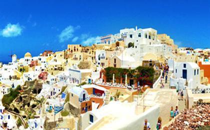 [QR一价全含]希腊-意大利南部2国11日游<双岛自由行+雅典卫城>天籁