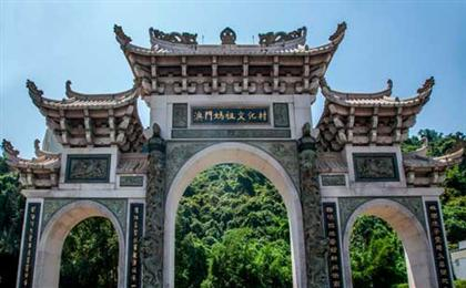 港珠澳大橋、香港海洋公園、澳門威尼斯人、珠海雙飛5日游港真的-你來不來