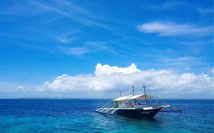 菲律宾宿雾+薄荷岛双岛6/7日游(心有所宿)观赏眼镜猴+巧克力山+罗博河船坞漂流+薄荷岛出海追海豚+海底大断层浮潜