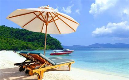 泰国曼谷+芭提雅+金沙岛+月光岛特色双飞6日游<全程0自费+赠旅拍>天天630