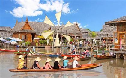 泰国曼谷-芭提雅-普吉岛纯享之旅8日游(曼巴普-泰国三部曲·全景巡礼)PP岛+帝王岛+大堡礁+珊瑚岛+神仙岛,快艇环游+浮潜