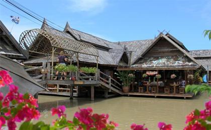 泰国曼谷+芭提雅+沙美岛高端纯玩6日游<0自费+一站式购物>(百变大咖)20人精品小团,空中漫步+绝地求生+角色扮演+网红下午茶+网红夜市+小众秘境