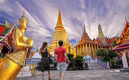 曼谷-芭提雅-格兰岛纯玩双飞6日游云中曼步