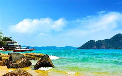 普吉岛-甲米-皇帝岛-珊瑚岛-神仙半岛双飞6日游普吉岛甲米系列