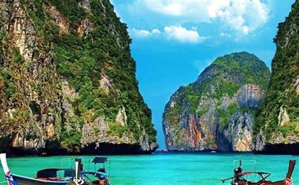 泰国普吉岛欢乐之旅7日游<出海珊瑚岛+私人海滩酒店+0自费>魅力普吉