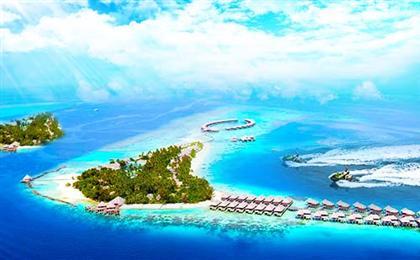 馬爾代夫【波杜希蒂】自由行雙飛7天5晚<2晚泳池沙屋+2晚泳池水屋+可升級一價全包>五星豪華島嶼,188平超大別墅,私人泳池