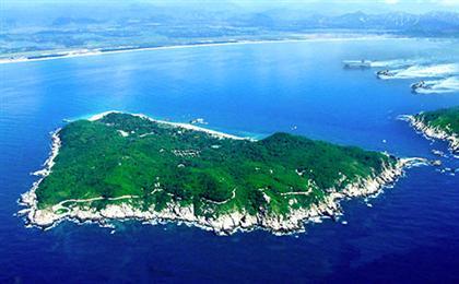 三亞蜈支洲島+天涯海角+呀諾達+檳榔谷雙飛5\6日游<一價全包>抖海音