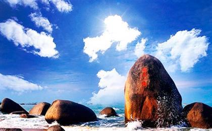 蜈支洲島、南山佛教文化苑、亞龍灣熱帶天堂、天涯海角5日游<三亞往返>海情調<一價全包>