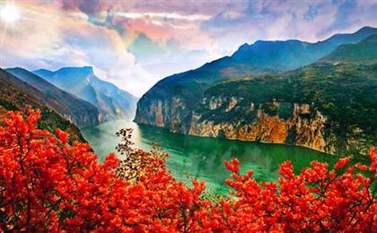 重庆三峡游-三峡单程三日游[顺道游]万州登船