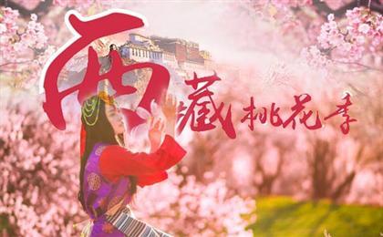 拉萨-林芝-羊湖<雅鲁藏布大峡谷+桃花沟+巴松措>单卧单飞9日游西藏盛宴 桃花季
