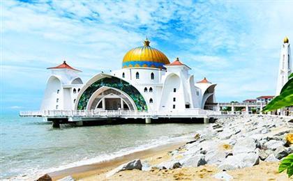 新加坡+馬來西亞+波德申6/7日游(優悅新馬)魚尾獅+濱?;▓@+圣淘沙+未來太子城+云頂高原+雙子塔