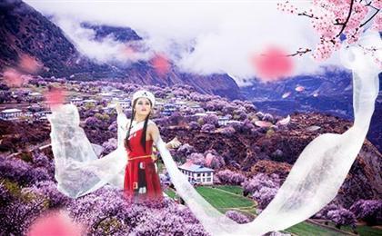 西藏拉薩-林芝-羊湖臥進飛回9日游至尊西藏