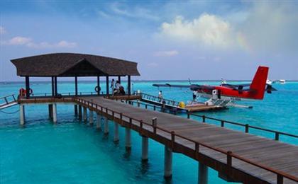 马尔代夫【伊露岛】自由行7日游奢华五星岛屿,亲子游优选,一价全含