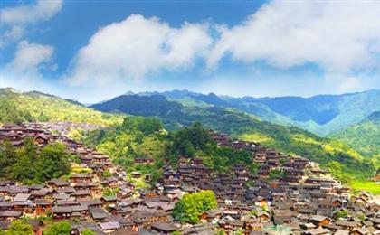 中国傩城-青龙洞-镇远古镇-舞阳河纯玩双汽3日游心居何处 自在镇远