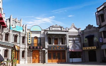 渝北两江国际影视城、龙兴古镇一日游重庆周边一日游
