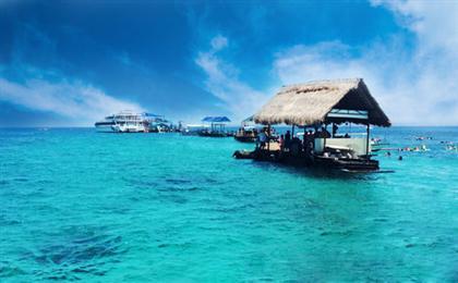 巴厘岛旅游轻奢半自由行7日游(印象蓝梦)乌布网红秋千+双岛出海