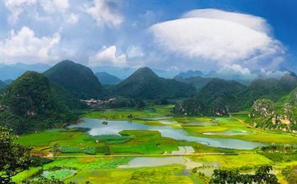 云南昆明-抚仙湖-建水-弥勒-普者黑双飞6日游情缘普者黑
