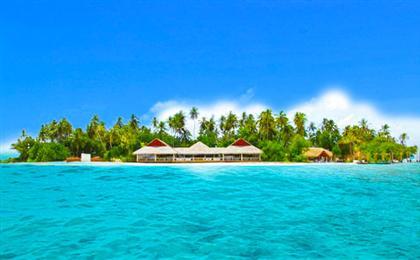 馬爾代夫【庫達班度士】自由行雙飛7日游重慶/成都直航