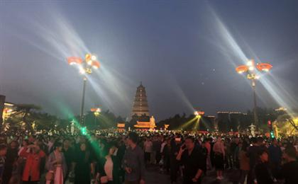 西安兵马俑、壶口瀑布、黄帝陵、延安、华山、明城墙双卧7日游陕北风情