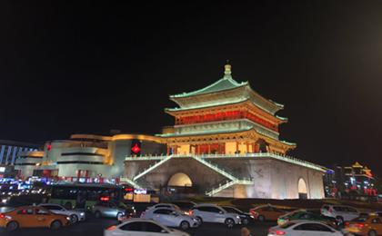 西安兵馬俑、壺口瀑布、黃帝陵、延安、明城墻雙動\雙飛5日游延安精神