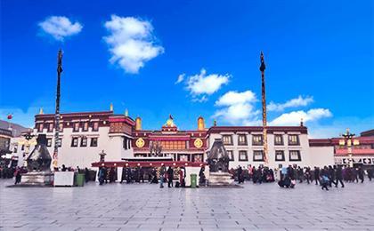 西藏拉萨-纳木错卧进飞回6日游经典西藏系列